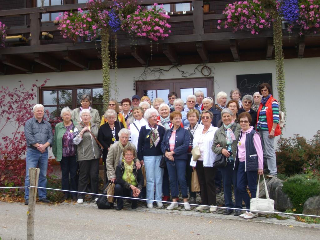 Die LandFrauen aus Wathlingen und Nienhagen waren auf Reisen