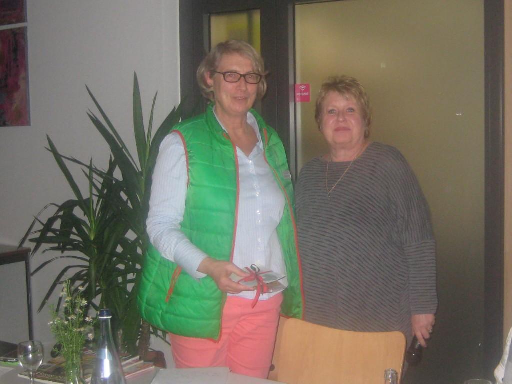 """Die Referentin Frau Rieke gab interessante Hilfestellungen zum Thema """"Entrümpeln"""""""