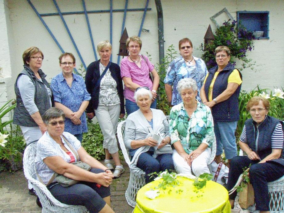 Gartenbesichtigung in Peine